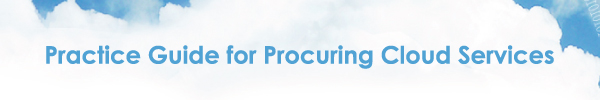 Practice Guide for Procuring Cloud Services